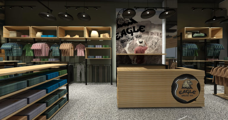 Eagle Clothing _ Concept