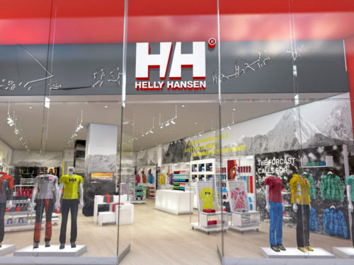 Helly Hansen; Mall of Africa - Store Front